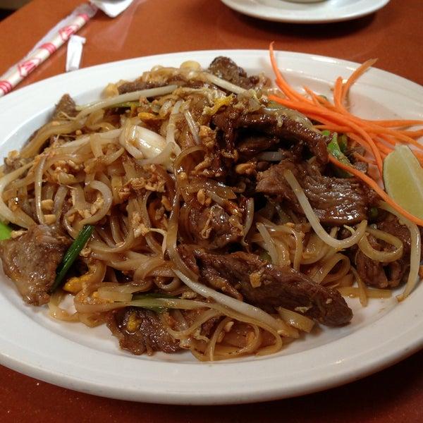 Leo S Thai Kitchen Menu