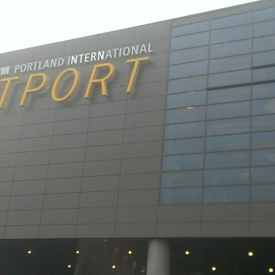 Photo taken at Portland International Jetport (PWM) by Martin F. on 6/3/2013
