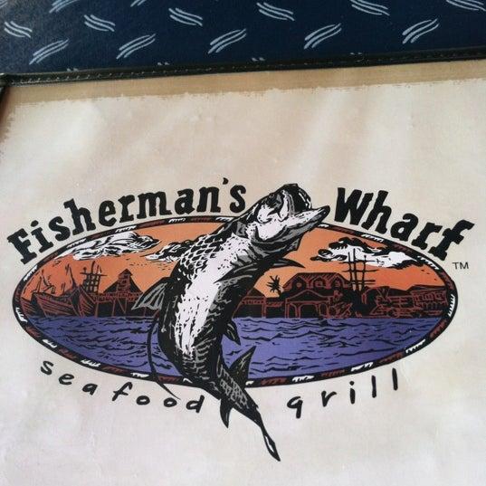 Photo taken at Fisherman's Wharf by Corey M. on 10/20/2012