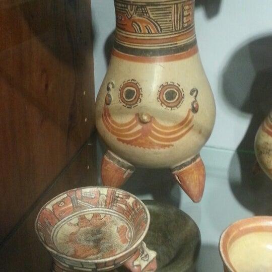 Photo taken at Museo de Jade by Arturo on 9/18/2014