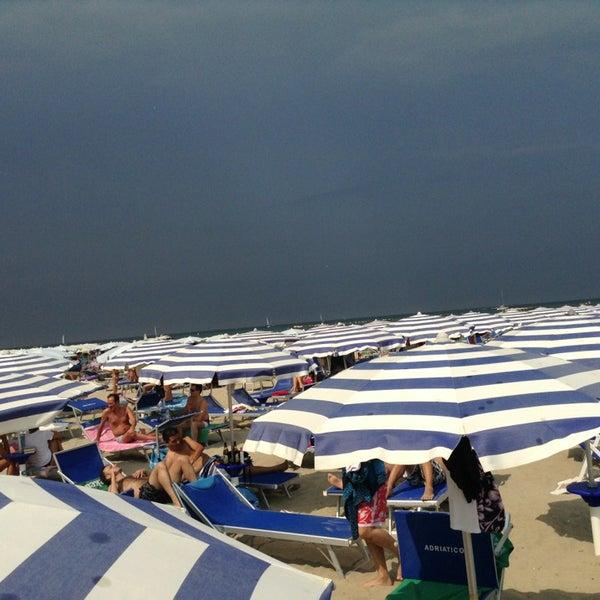 Foto scattata a Bagno Adriatico 62 da Mauro M. il 7/14/2013