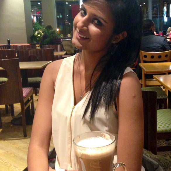 Photo taken at Costa Coffee by Yashni J. on 11/5/2013