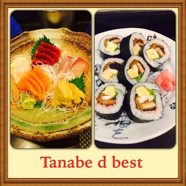 8/1/2014にPrincess A.がTanabe Japanese Restaurantで撮った写真