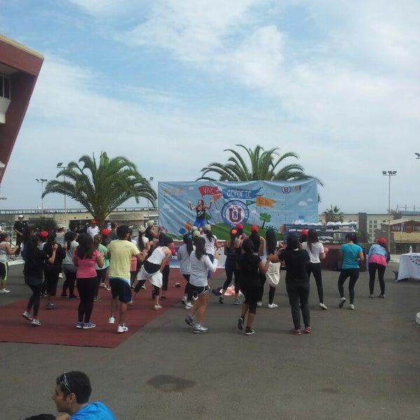 Foto tomada en Universidad Católica del Norte por Ignacio A. el 5/16/2013