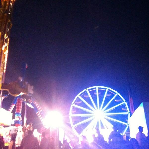 Foto tomada en Fiestas de Octubre por Steph el 10/14/2013
