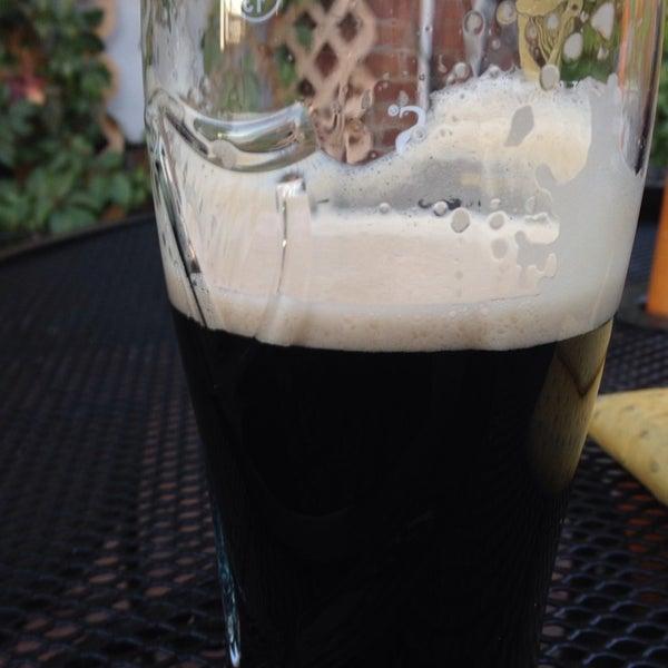 Photo taken at Dubliner Pub by Sara C. on 9/12/2014