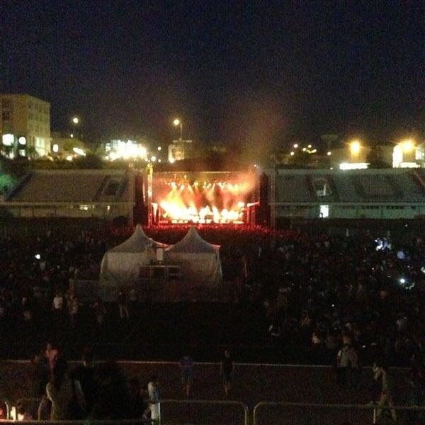Photo prise au İTÜ Stadyumu par Mustafa A. le5/16/2013
