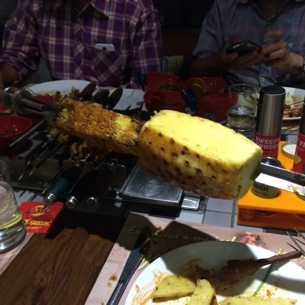 Photo taken at Absolute Barbecues (ABs) by Anant A. on 5/15/2014