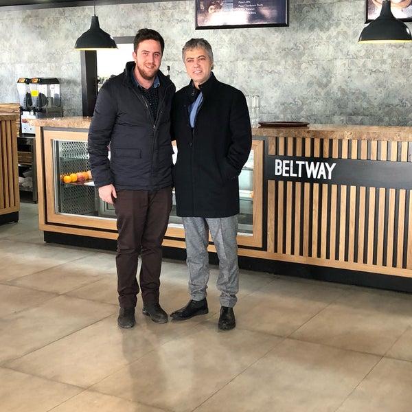 2/6/2018 tarihinde Mesut K.ziyaretçi tarafından Beltway'de çekilen fotoğraf