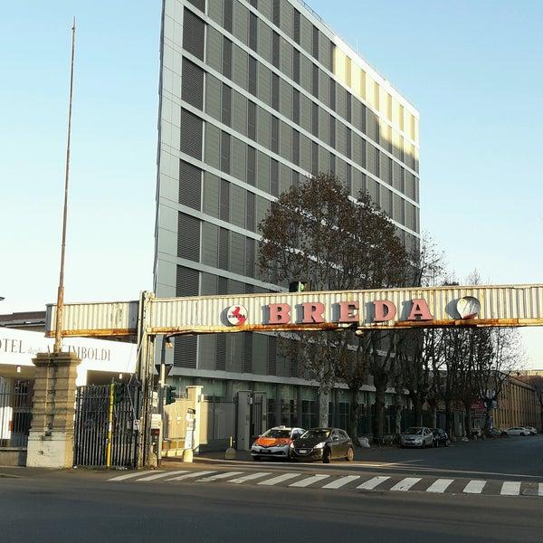 Foto scattata a Hotel Arcimboldi da Svyatoslav H. il 1/3/2017