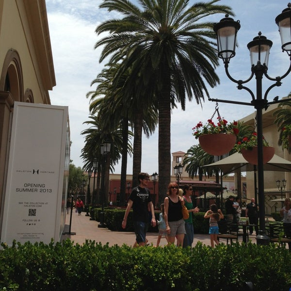 Photo taken at Fashion Island by Fahad A. on 7/3/2013