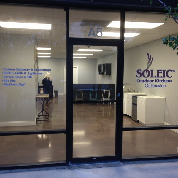 Photos at Soleic™ Outdoor Kitchens of Houston - Office