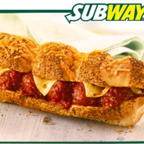 subway meatball marinara nutrition facts
