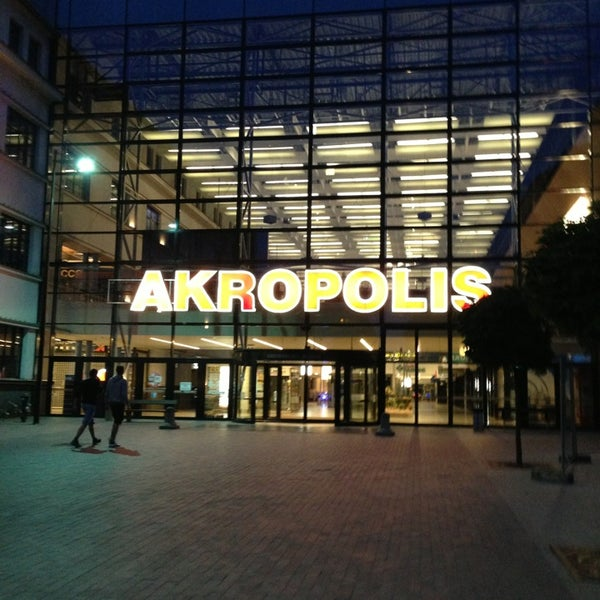 Photo taken at Akropolis by Юлия С. on 6/27/2013