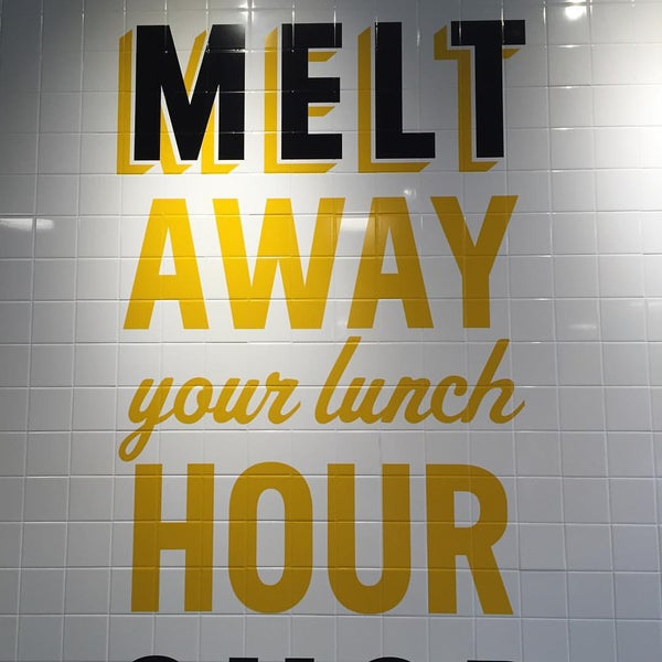 Melt Shop Sandwich Place In New York