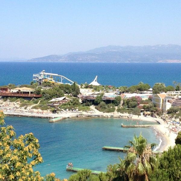7/4/2013 tarihinde Özge Y.ziyaretçi tarafından Pine Bay Holiday Resort'de çekilen fotoğraf