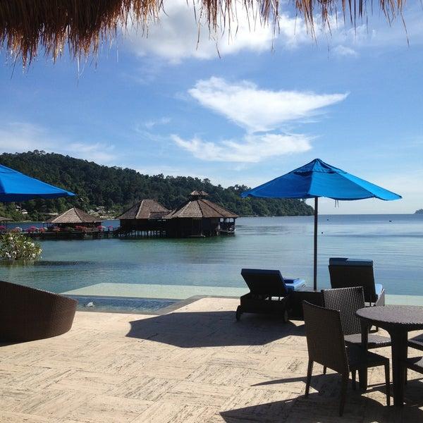 Photo taken at Gayana Eco Resort by Carol D. on 6/5/2013