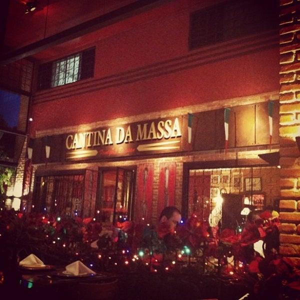 Foto tirada no(a) Cantina da Massa por Júlio A. em 1/10/2013
