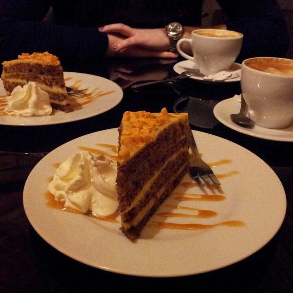 Photo taken at Choco Cafe by Wojciech K. on 11/23/2013