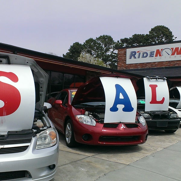 ride now motors idlewild south 6353 e independence blvd
