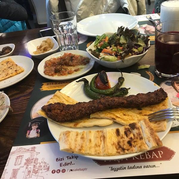 2/3/2018 tarihinde Gonca Ç.ziyaretçi tarafından Paşa Kebap'de çekilen fotoğraf