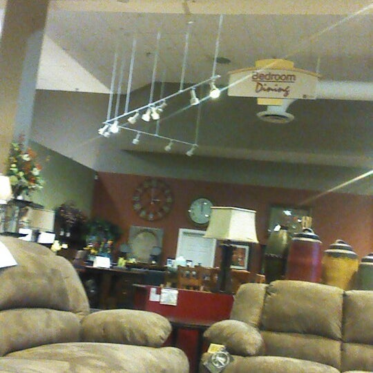 Photo Taken At Furniture Country By Lindsay T. On 5/22/2013
