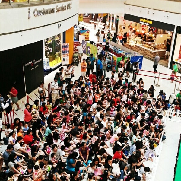 Photo taken at City Square Mall by Mike Aaron Y. on 6/15/2013