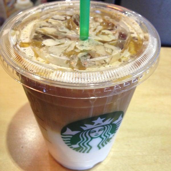 Photo taken at Starbucks by Aly B. on 6/3/2013