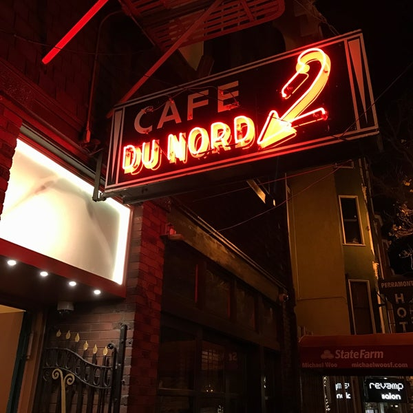 Photo prise au Cafe Du Nord par emma t. le12/17/2016
