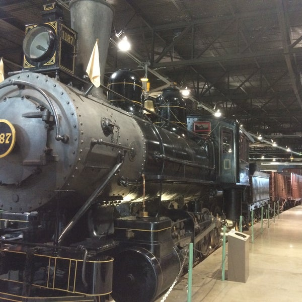 Photo taken at Railroad Museum of Pennsylvania by JR H. on 4/4/2015
