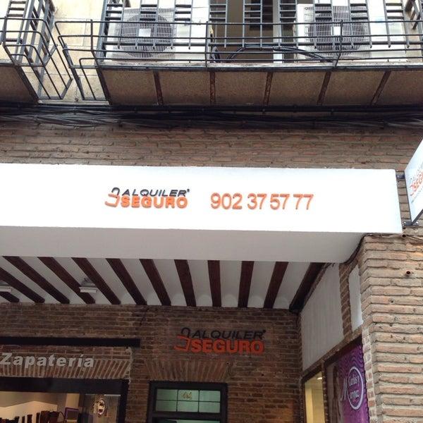 Alquiler seguro office in alcal de henares - Alquiler garaje alcala de henares ...