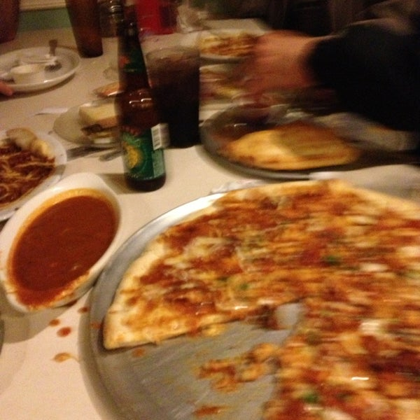 Photo taken at Buontempo Bros Pizza by David B. on 11/2/2013