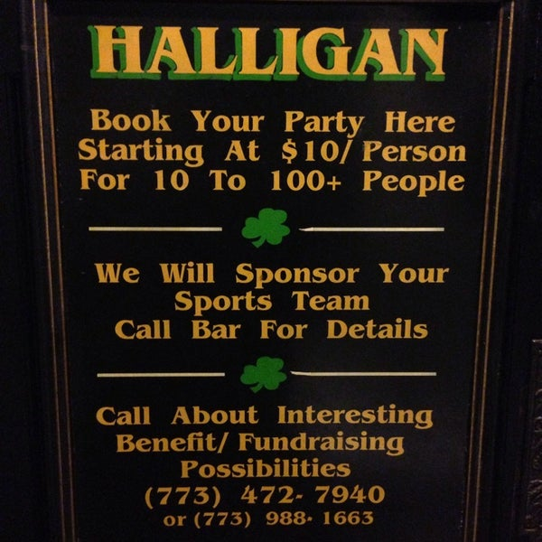 Photo taken at Halligan Bar by Niccolo M. on 5/19/2013