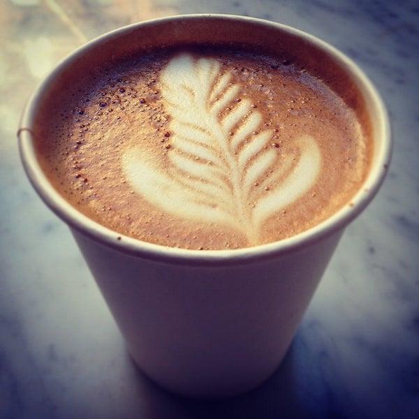 Das Foto wurde bei Culture Espresso von A C. am 3/17/2012 aufgenommen