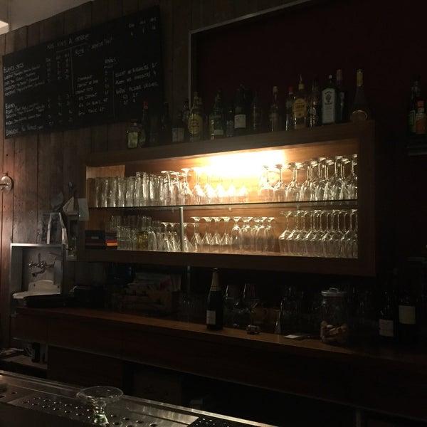 Das Foto wurde bei Brasserie La Bonne Franquette von Heike am 10/28/2016 aufgenommen