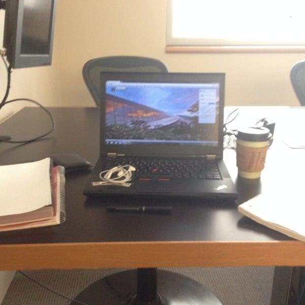 Photo taken at Bryant University Library by Ryan L. on 11/20/2013