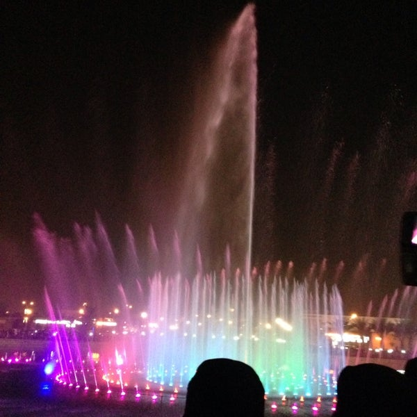 Photo taken at King Abdullah Park by 79ah on 10/17/2013