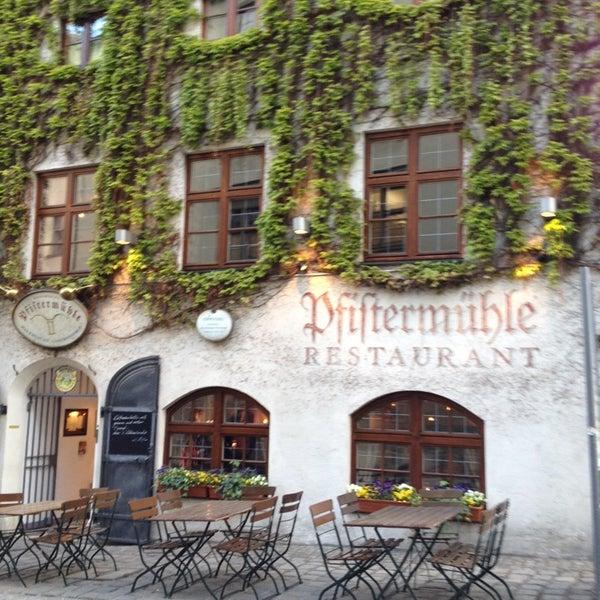German Restaurant In Altstadt
