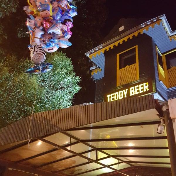7/29/2017 tarihinde Beril A.ziyaretçi tarafından Teddy Beer'de çekilen fotoğraf