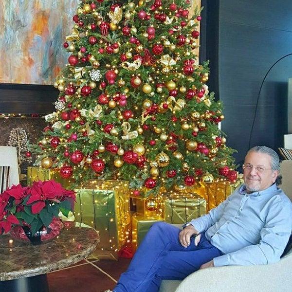 Photo taken at Towers Rotana Hotel by Jamal N. on 12/15/2015