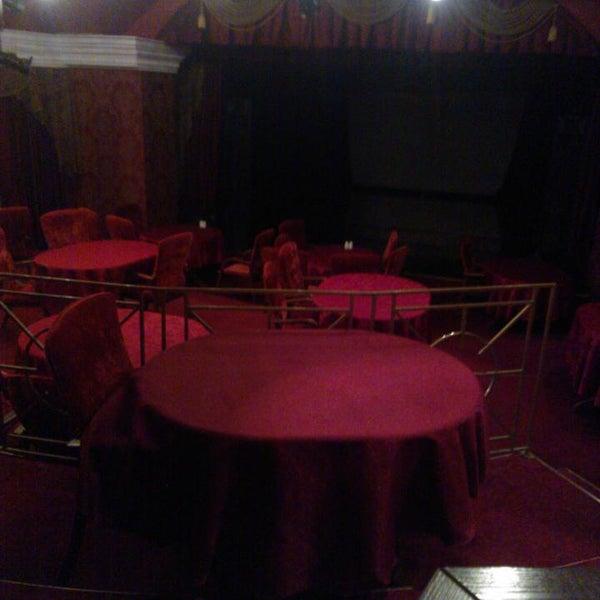 Снимок сделан в Театр-кабаре на Коломенской/ The Private Theatre and Cabaret пользователем Юлиана П. 8/26/2016