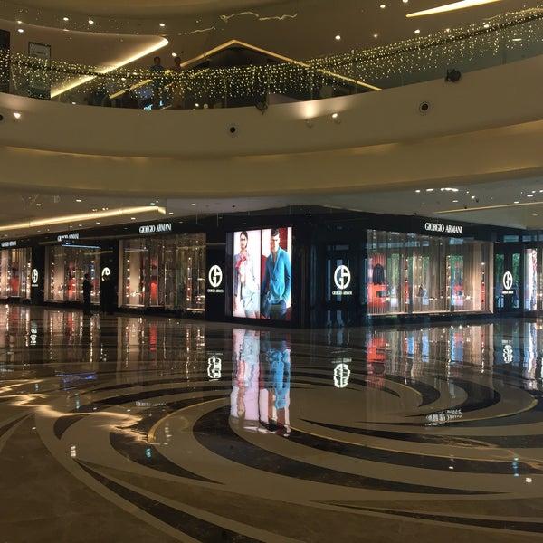 Photo taken at 银河国际购物中心 Galaxy Mall by Nelia K. on 6/5/2016