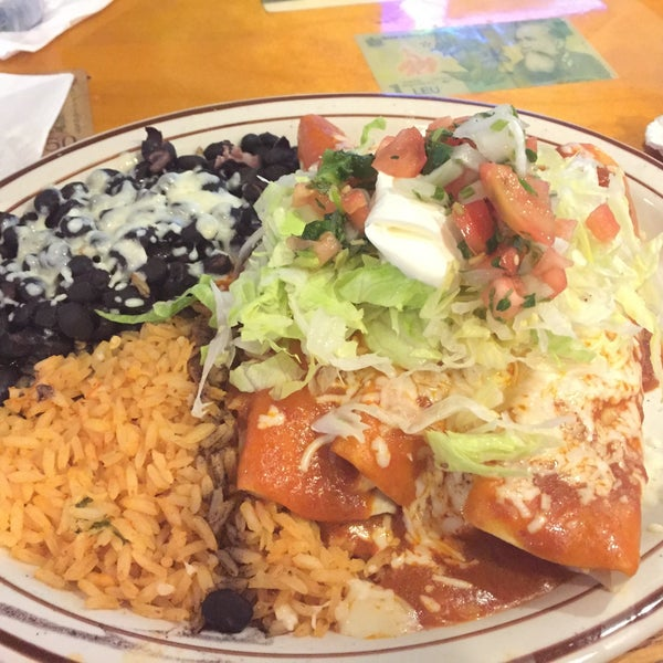Photo taken at Los Toltecos by Ashley M. on 6/28/2015