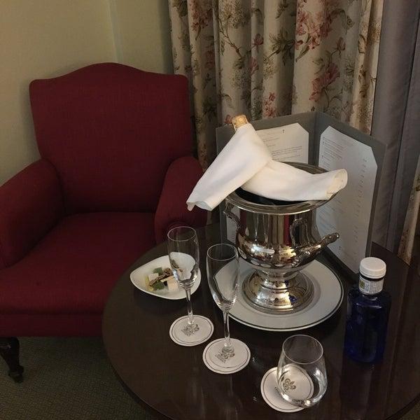 Снимок сделан в Hotel Orfila пользователем Kristina 4/18/2017