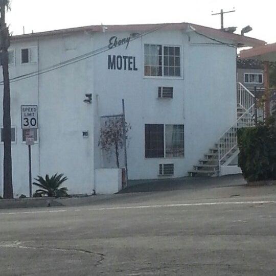 Ebony motel san diego