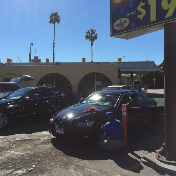 Photo taken at Handy J Car Wash by Kriss C. on 11/5/2014