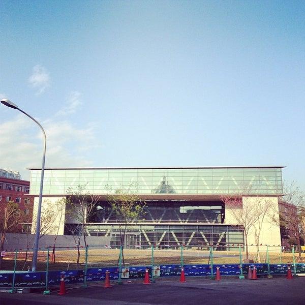 Photo taken at Asia University by Cedric L. on 2/9/2013