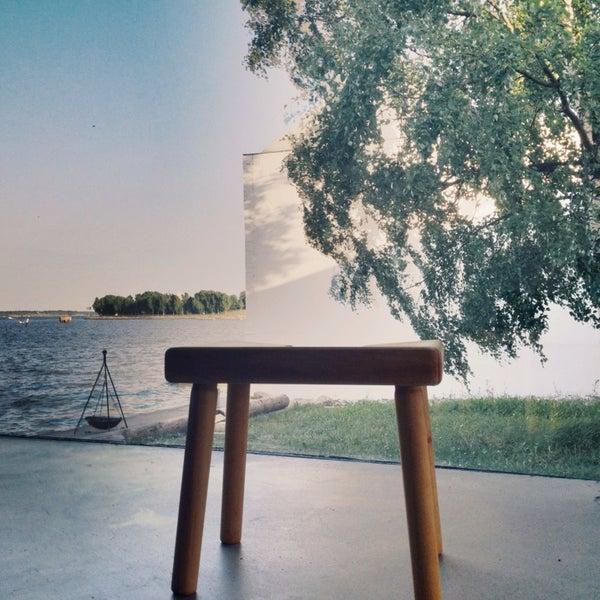 Foto tomada en Kulttuurisauna por Tuomas K. el 6/21/2013