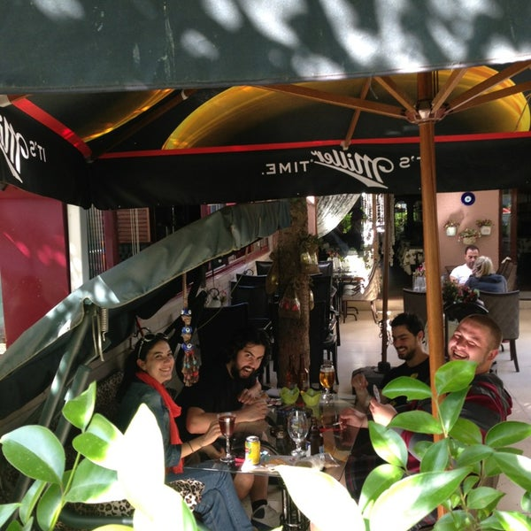 Photo taken at Sevgi Cafe by Filiz 😊 on 5/18/2013
