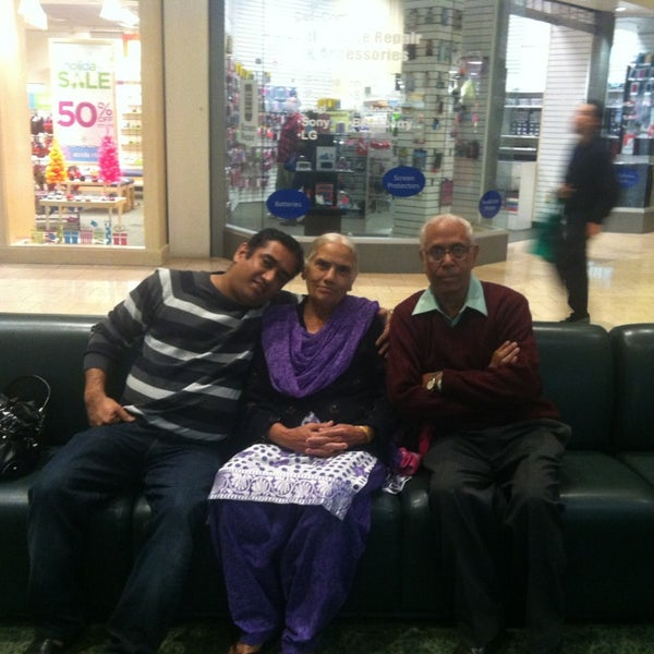 Photo taken at Paradise Valley Mall by Atul B. on 12/18/2013
